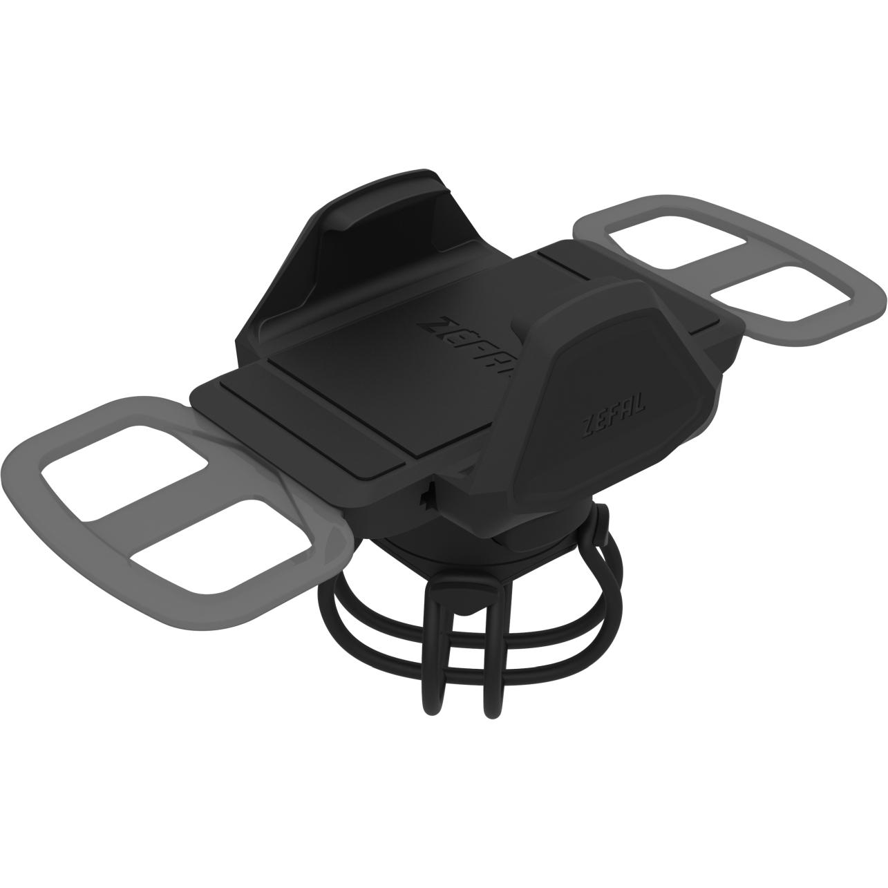 Zéfal Universal Phone Holder Smartphonehalterung - black