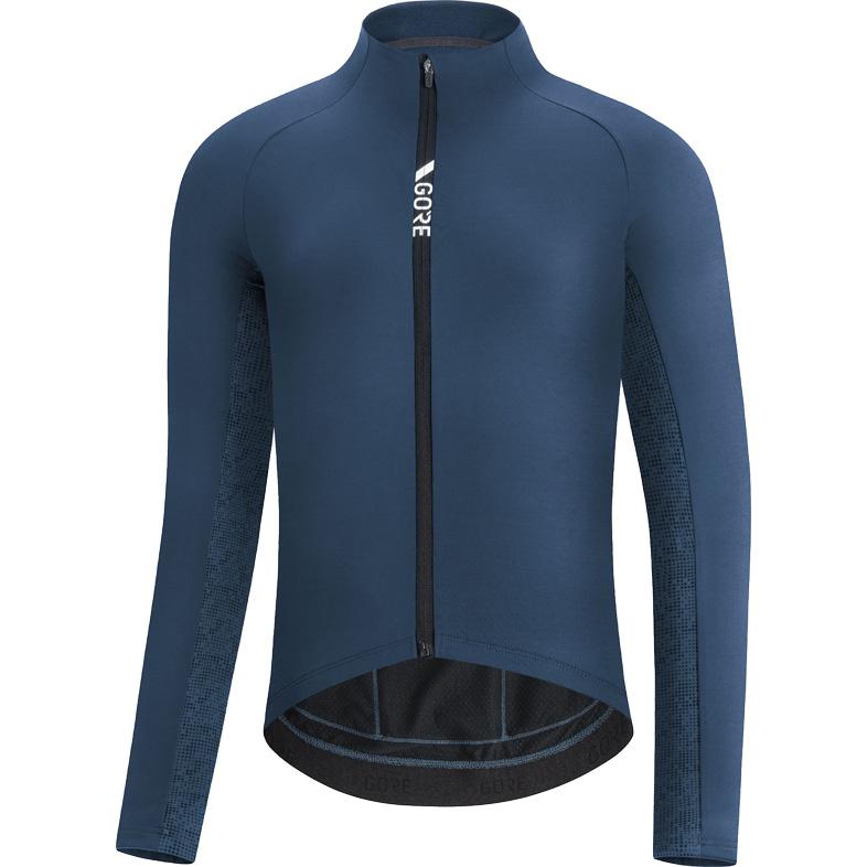 Produktbild von GORE Wear C5 Thermo Trikot 100641 - orbit blue/deep water blue AUAH