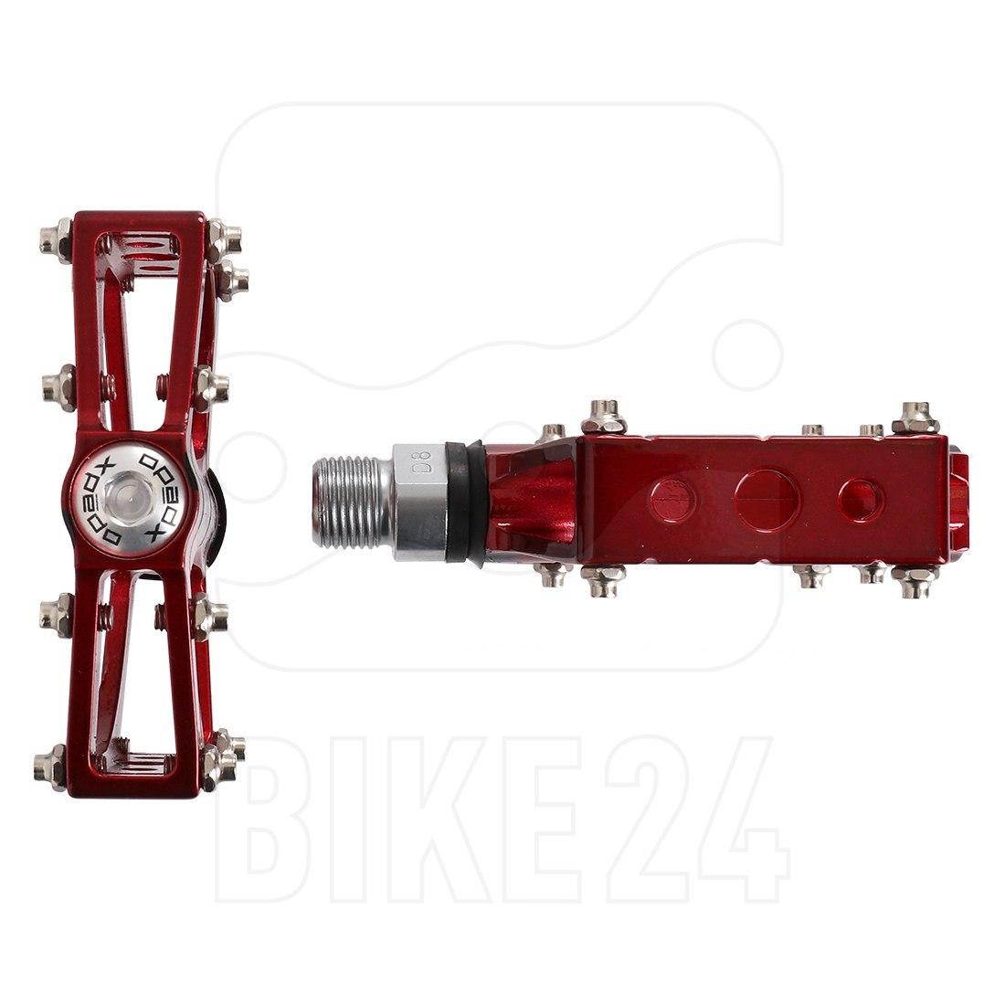 Bild von Xpedo Traverse 9 Pedal - rot
