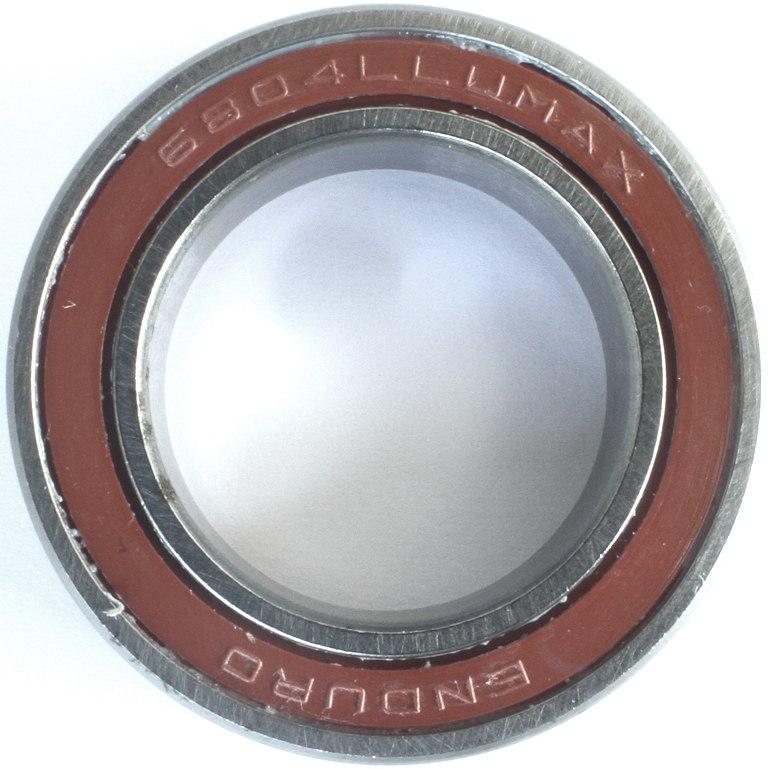 Foto de Enduro Bearings 6804 LLU - ABEC 3 MAX - Ball Bearing - 20x32x7mm