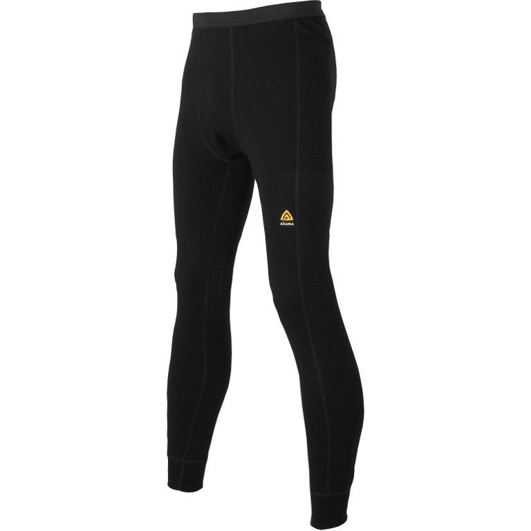 Aclima Warmwool Men's Long Pants - jet black