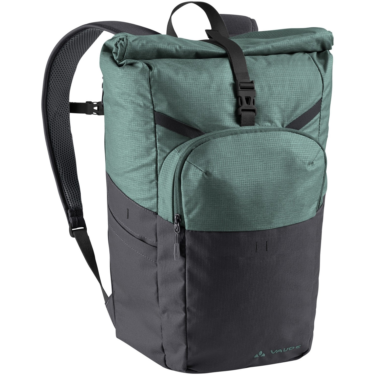 Vaude Okab Backpack - black/dusty forest