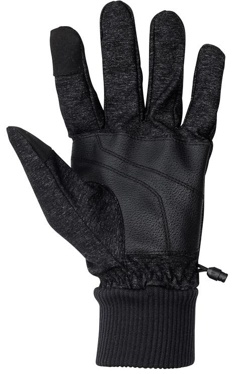 Bild von Jack Wolfskin Winter Travel Handschuhe - schwarz