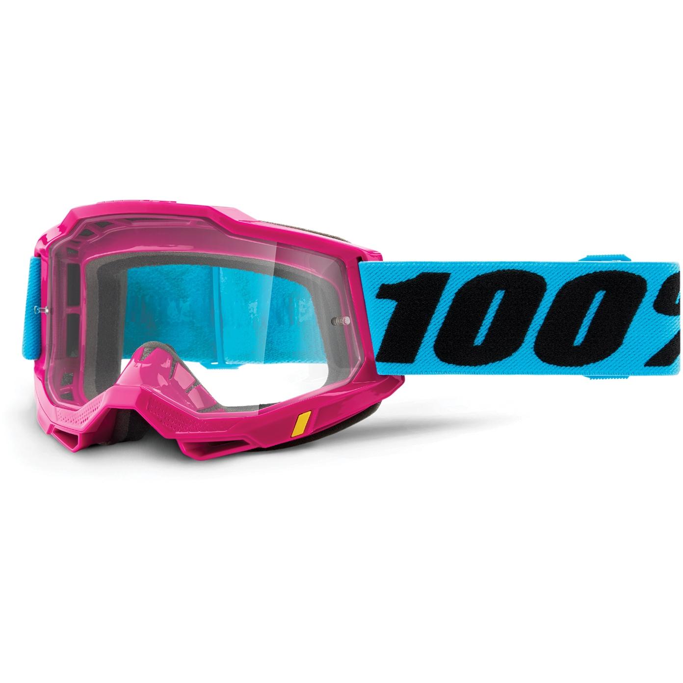 Imagen de 100% Accuri 2 Goggle Clear Lens Gafas - Lefleur