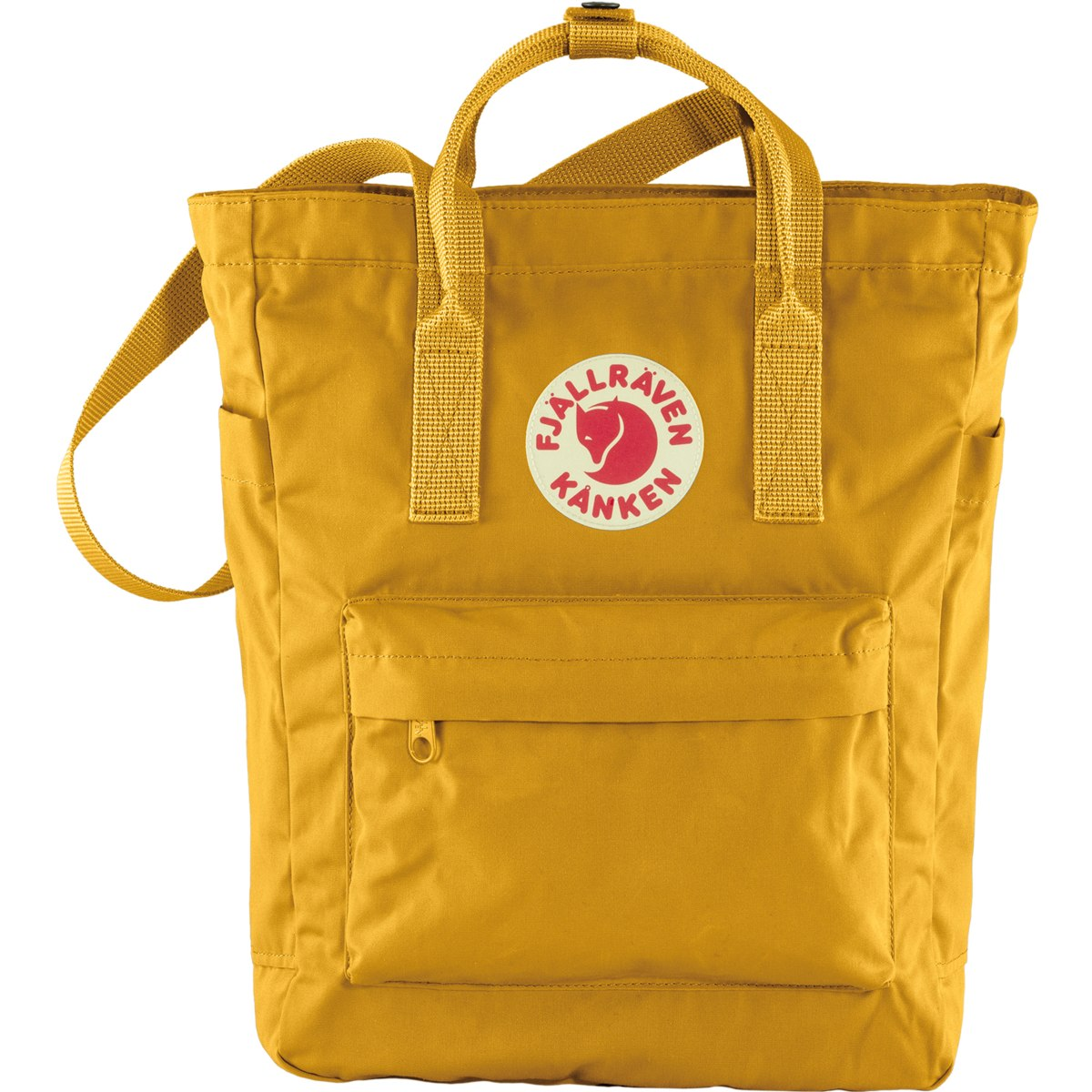 Fjällräven Kanken Totepack Bag - ochre