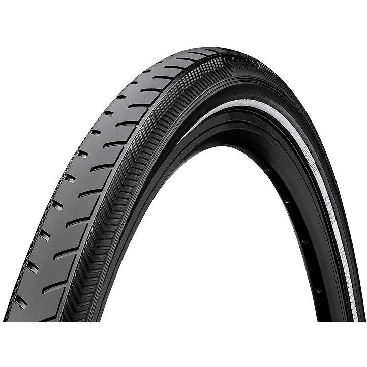 Continental Ride Classic Wire Bead Tire - 28x1.6 Inches - black Reflex