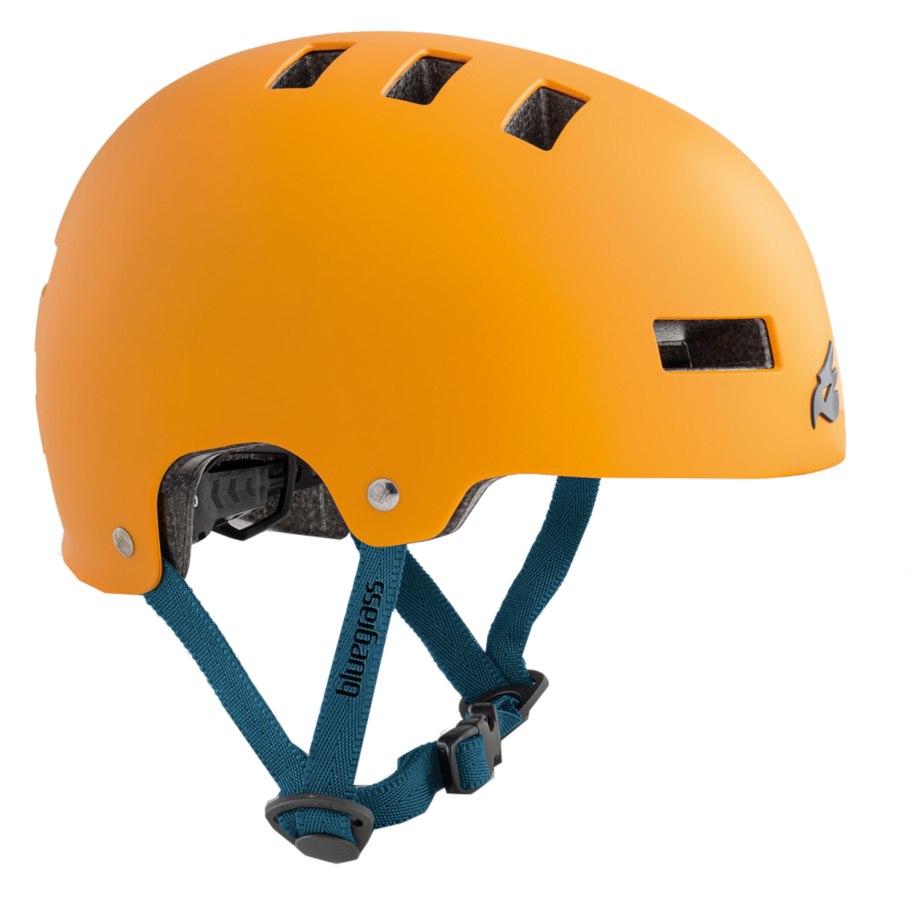Bluegrass Super Bold Helmet - orange matt