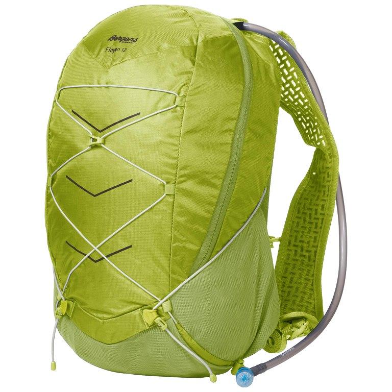Bergans Fløyen 12L Backpack - Sprout Green/Alu/Solid Dark Grey