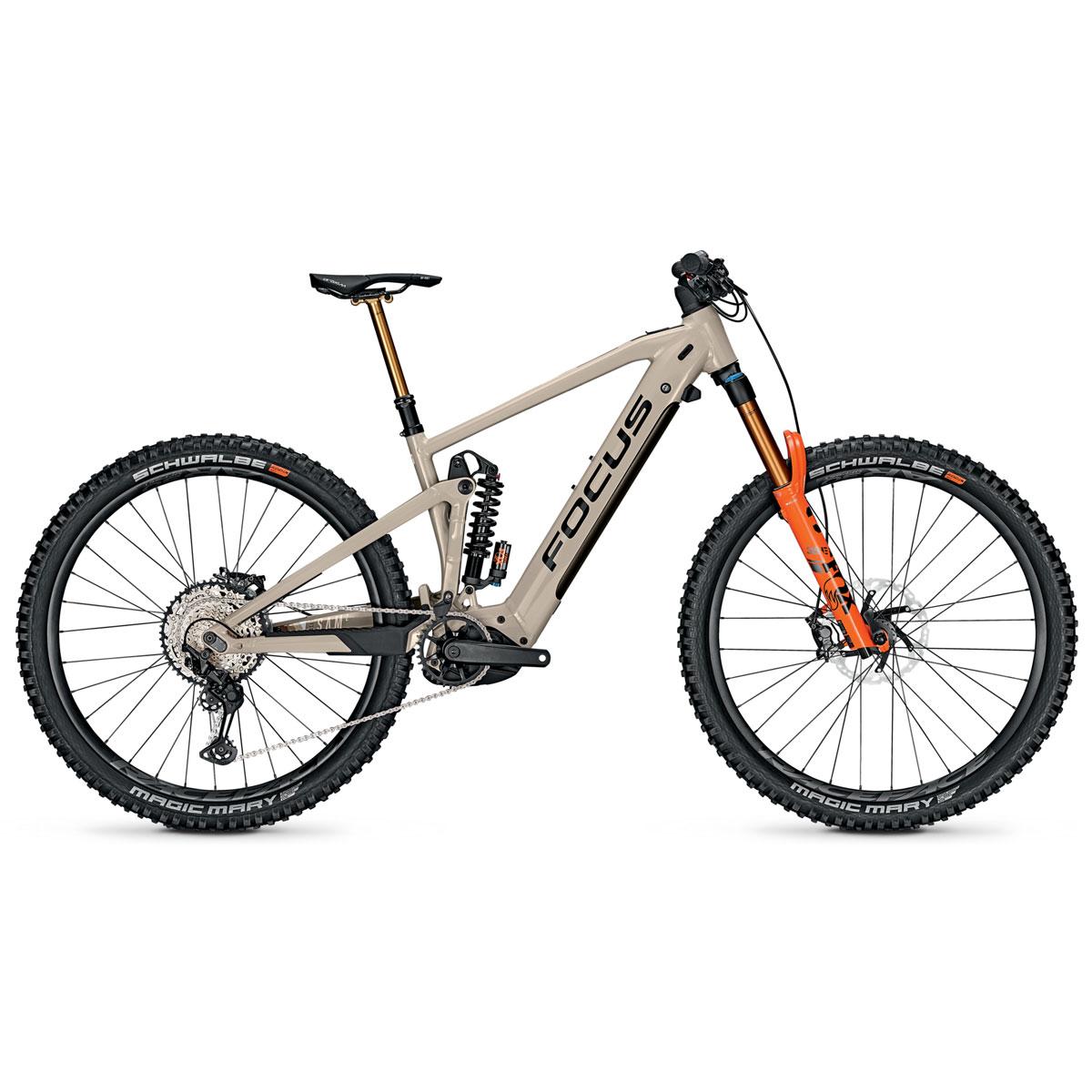 Produktbild von FOCUS SAM² 6.9 MTB E-Bike - 2021 - Milk Brown
