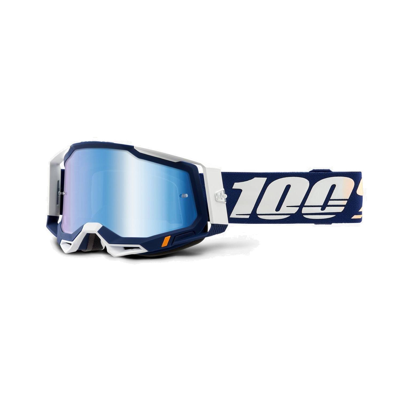 Imagen de 100% Racecraft 2 Goggle Mirror Lens Gafas - Concordia