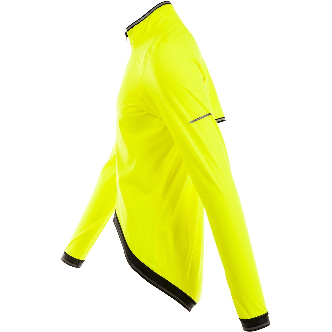 Image of Bioracer Speedwear Concept Kaaiman Jacket - fluo yellow