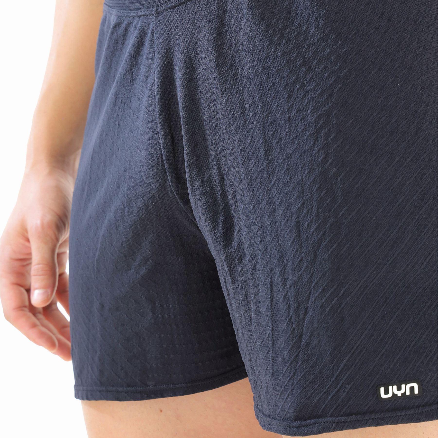 Bild von UYN Marathon Running Herrenhose Kurz - Blackboard