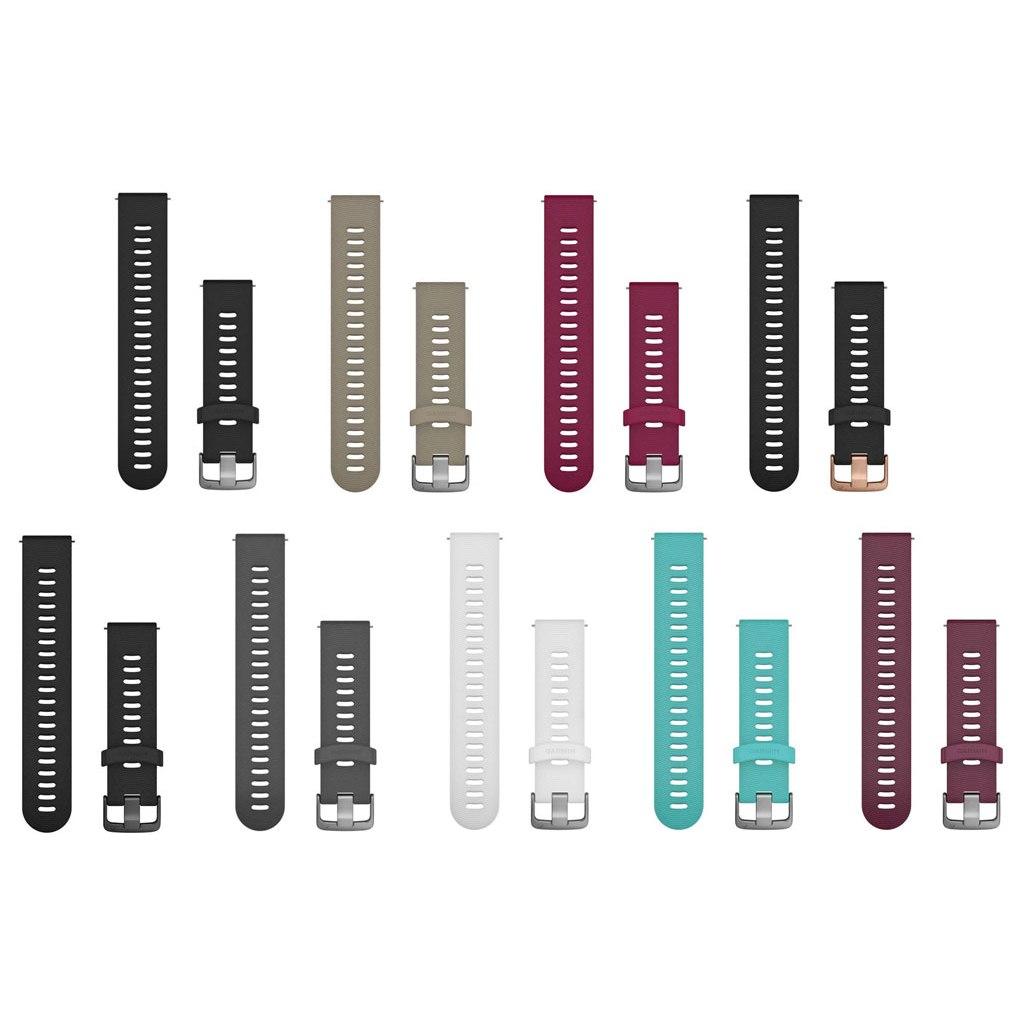 Garmin Schnellwechsel-Armband 20mm - Silikon