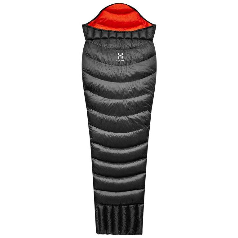Haglöfs L.I.M Down +1 Sleeping Bag 195cm - true black 2C5