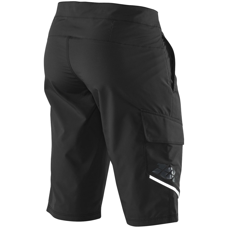Imagen de 100% Ridecamp Shorts - Black