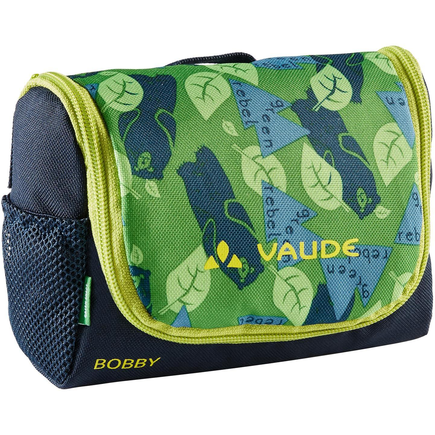 Vaude Bobby Kid's-Washbag - parrot green/eclipse