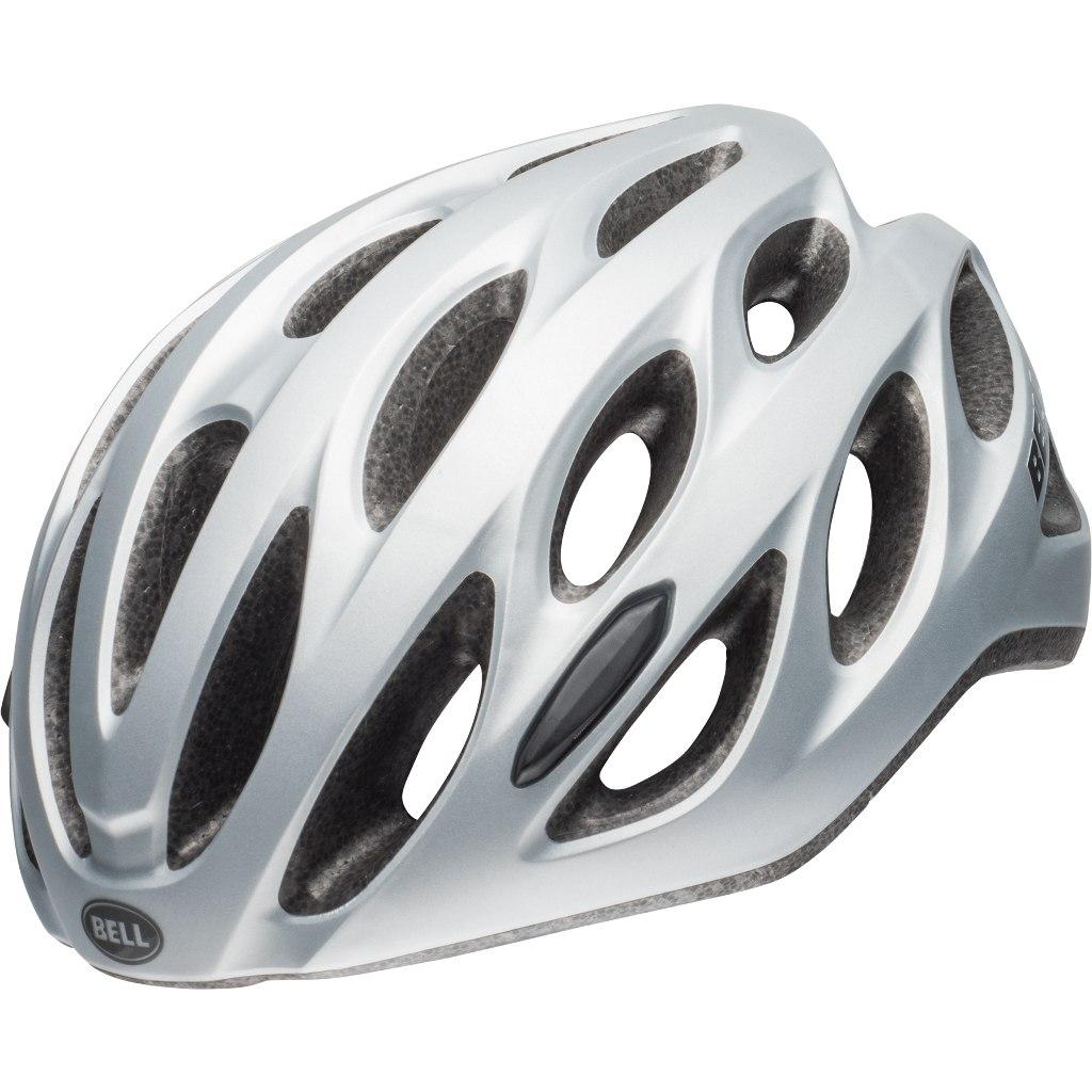 Bell Tracker R Helmet UA (54-61 cm) - matte silver/titanium