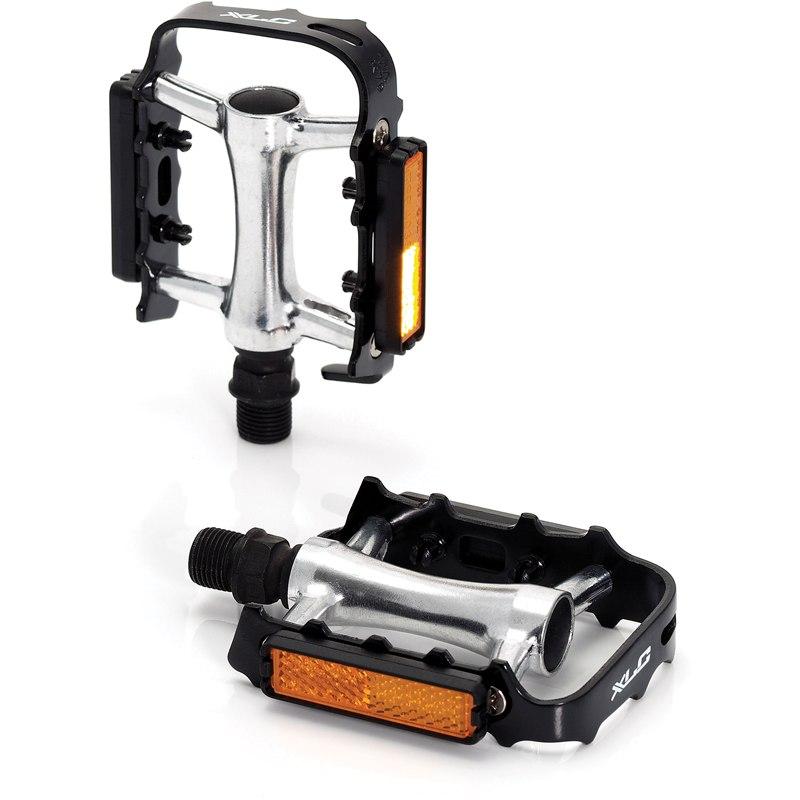 XLC PD-M04 Ultralight MTB/ATB-Pedal - schwarz/silber