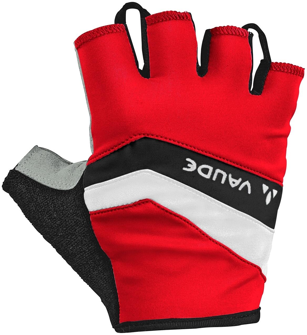 Vaude Active Handschuhe - mars red
