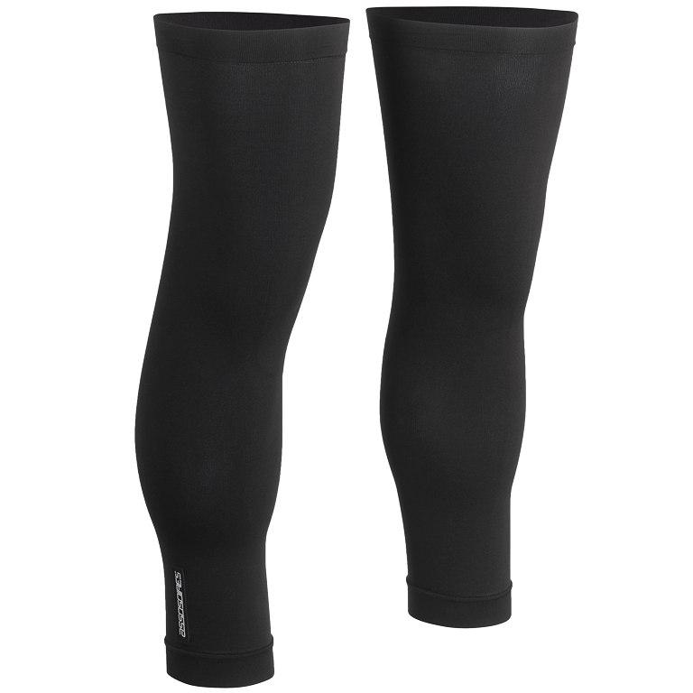 Assos ASSOSOIRES Knee Foil Knee Warmers - blackSeries