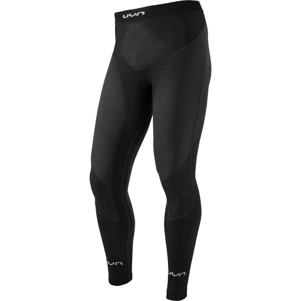 UYN Ambityon Man Underwear Pant Long - Blackboard/Black/White