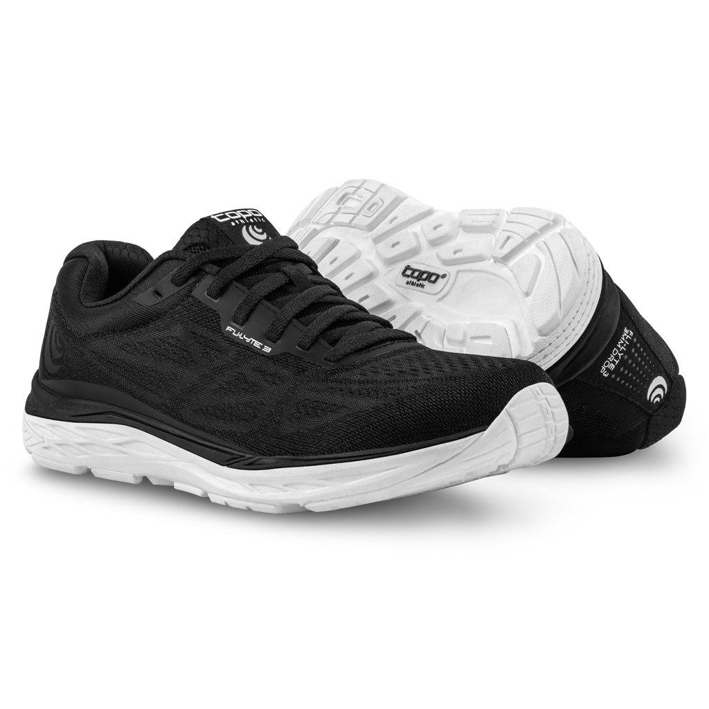 Bild von Topo Athletic Fli-Lyte 3 Laufschuhe - black/white