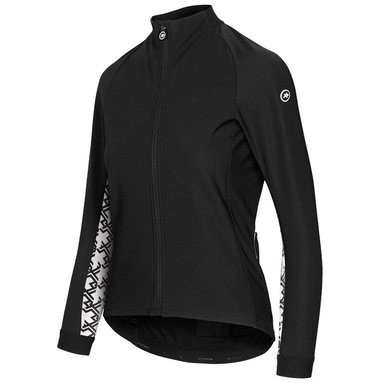 Image of Assos Uma GT Winter Women's Jacket - blackSeries