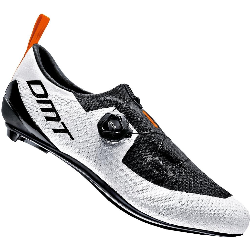 Produktbild von DMT KT1 - Triathlonschuh - white/black