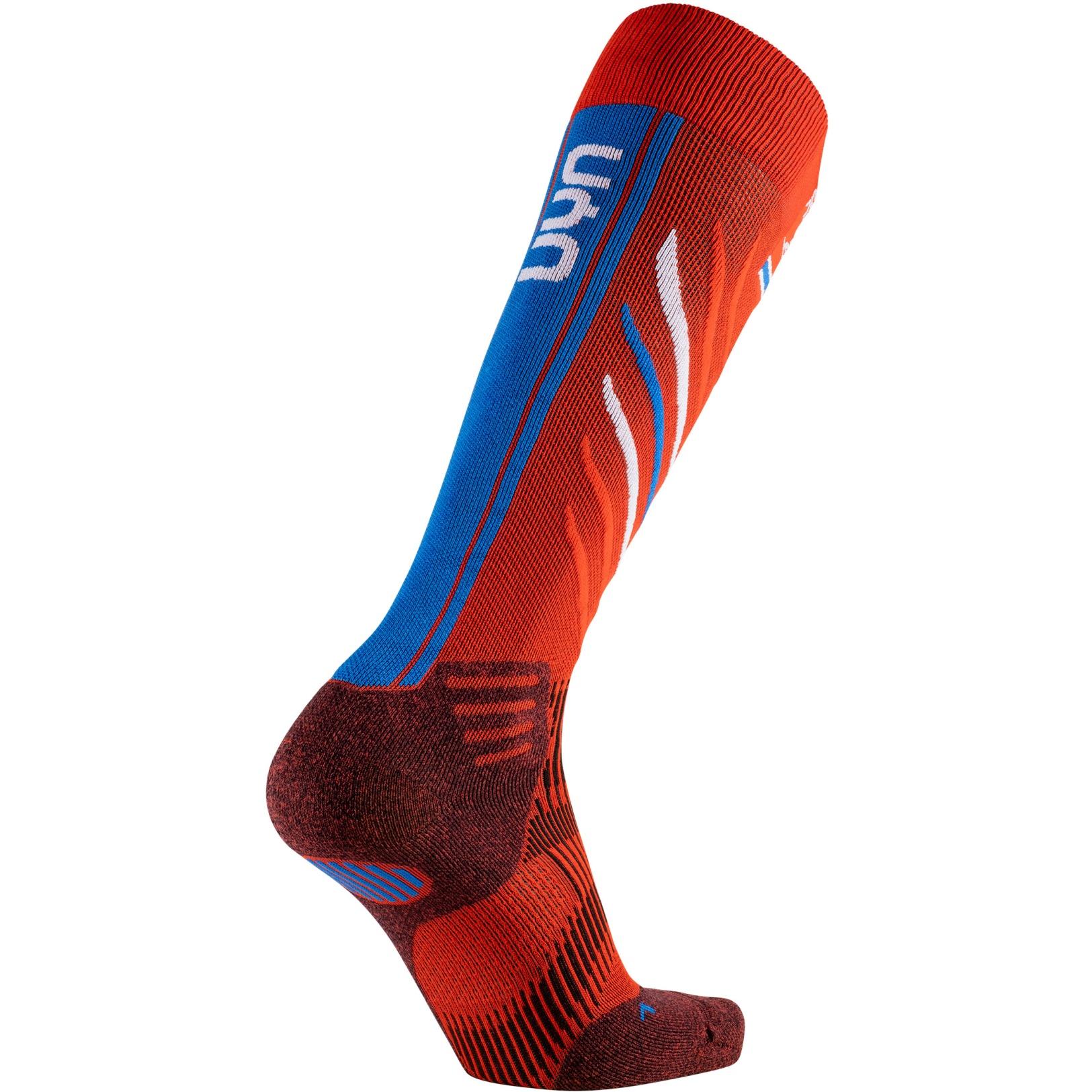 Image of UYN Natyon 2.0 Men's Ski Socks - Norway