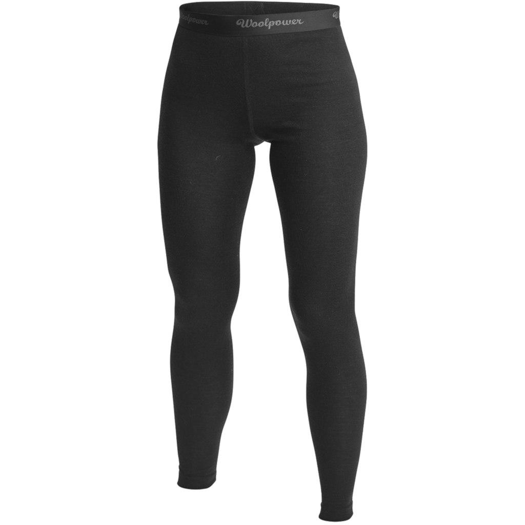 Woolpower Long Johns Women LITE Underpants - black