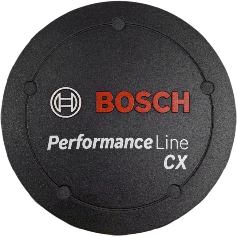 Bosch Logo Cover Performance CX, round for Performance Line CX - 1270015106