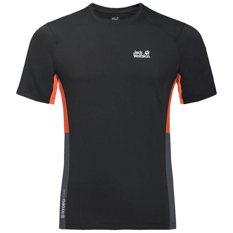 Jack Wolfskin Narrows T-Shirt - black