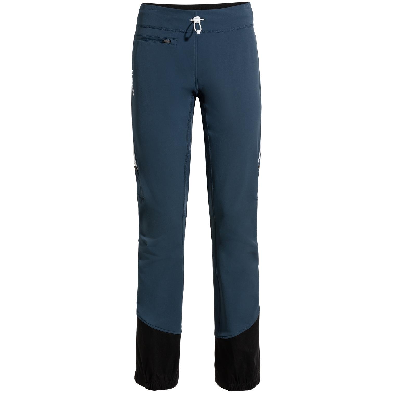 Vaude Women's Larice Light Pants II - dark sea