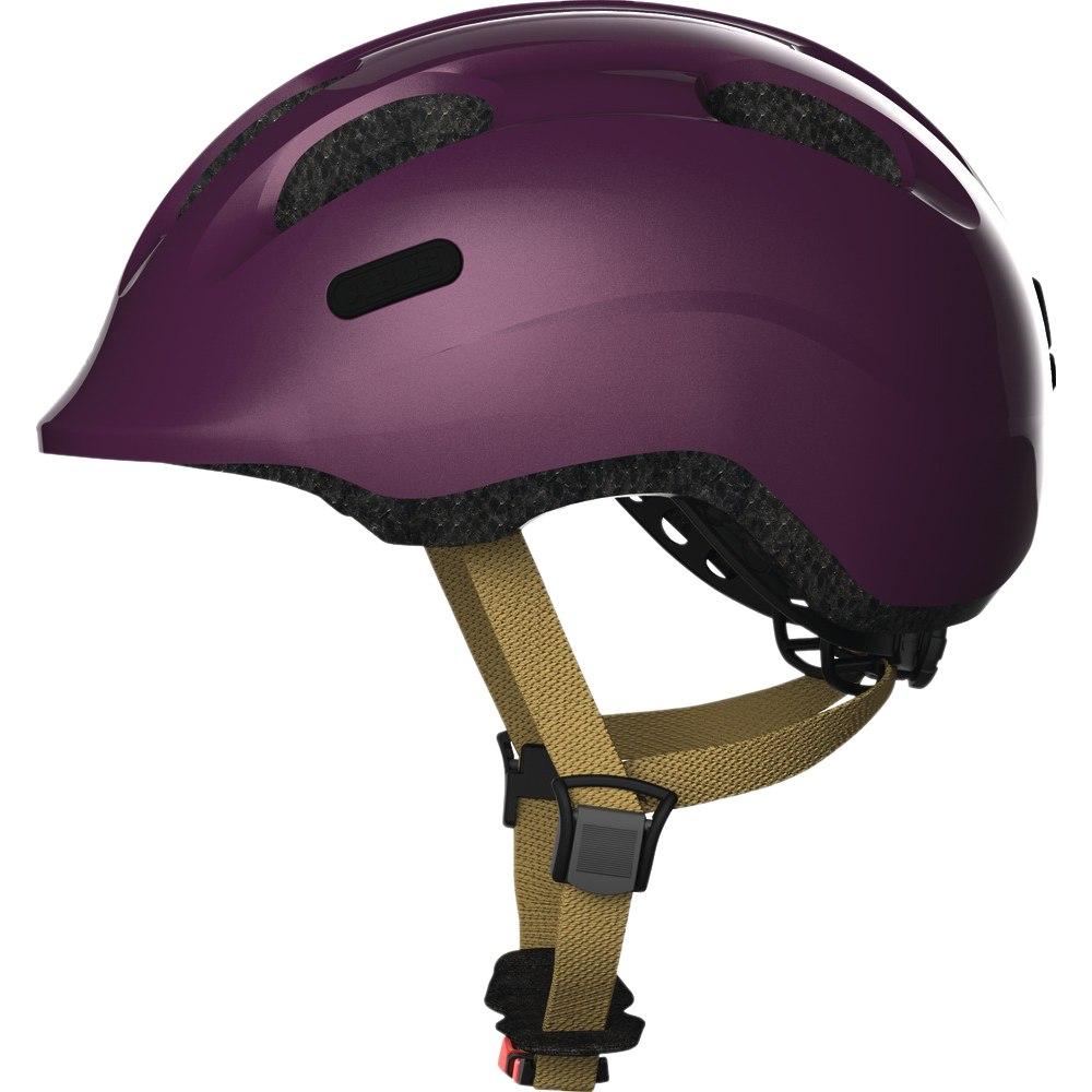 ABUS Smiley 2.0 Casco - royal purple