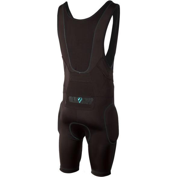 Imagen de 7 Protection 7iDP Hydro Protector Bib Shorts - black-blue