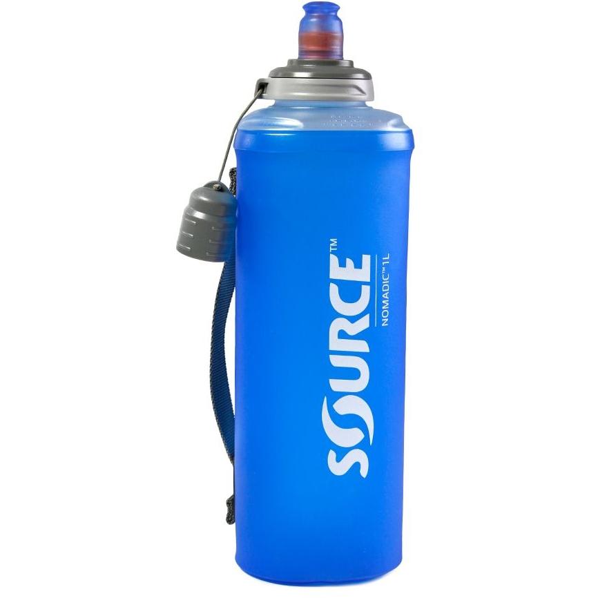 Source Nomadic Lightweight Foldable Bottle - 1 litre