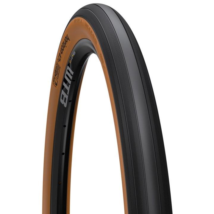 WTB Horizon Road Plus TCS Folding Tire - 47-584 - black-tan