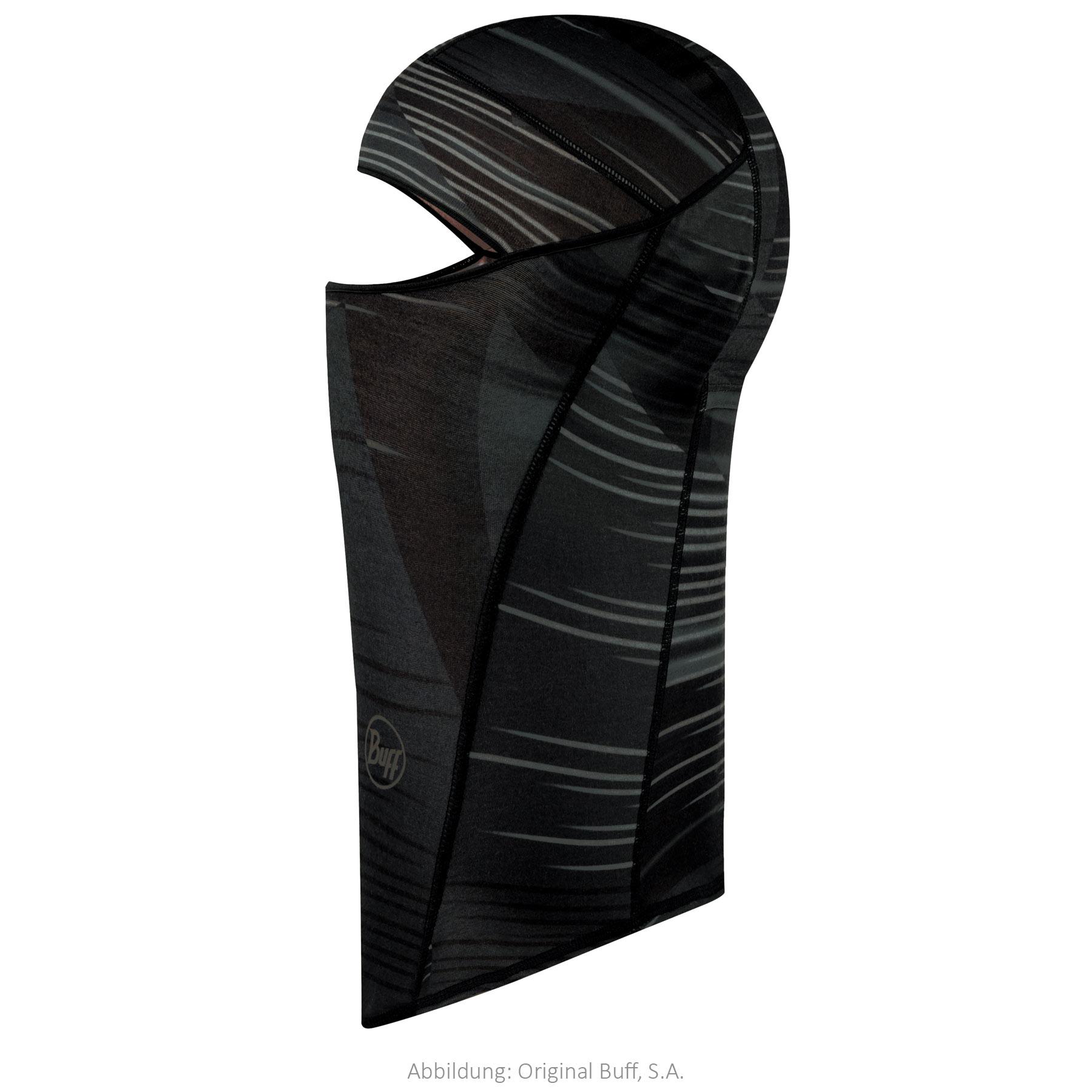 Buff® ThermoNet® Hinged Balaclava - Refik Black