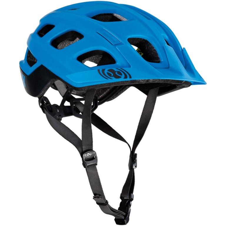 iXS Trail XC Helmet - fluo blue