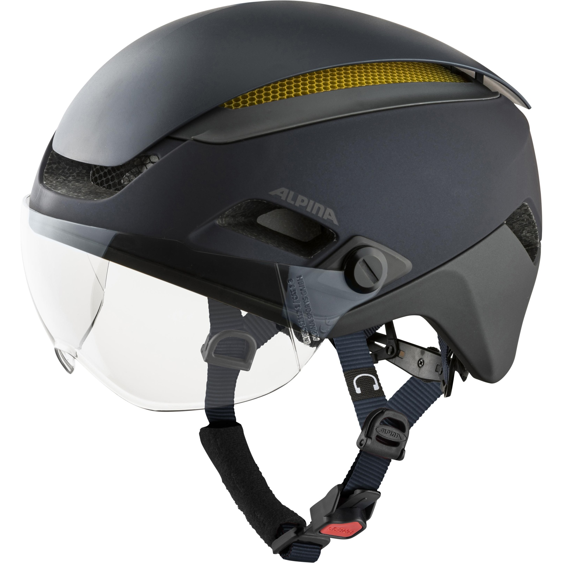 Alpina Altona M Helmet - indigo-sand matt
