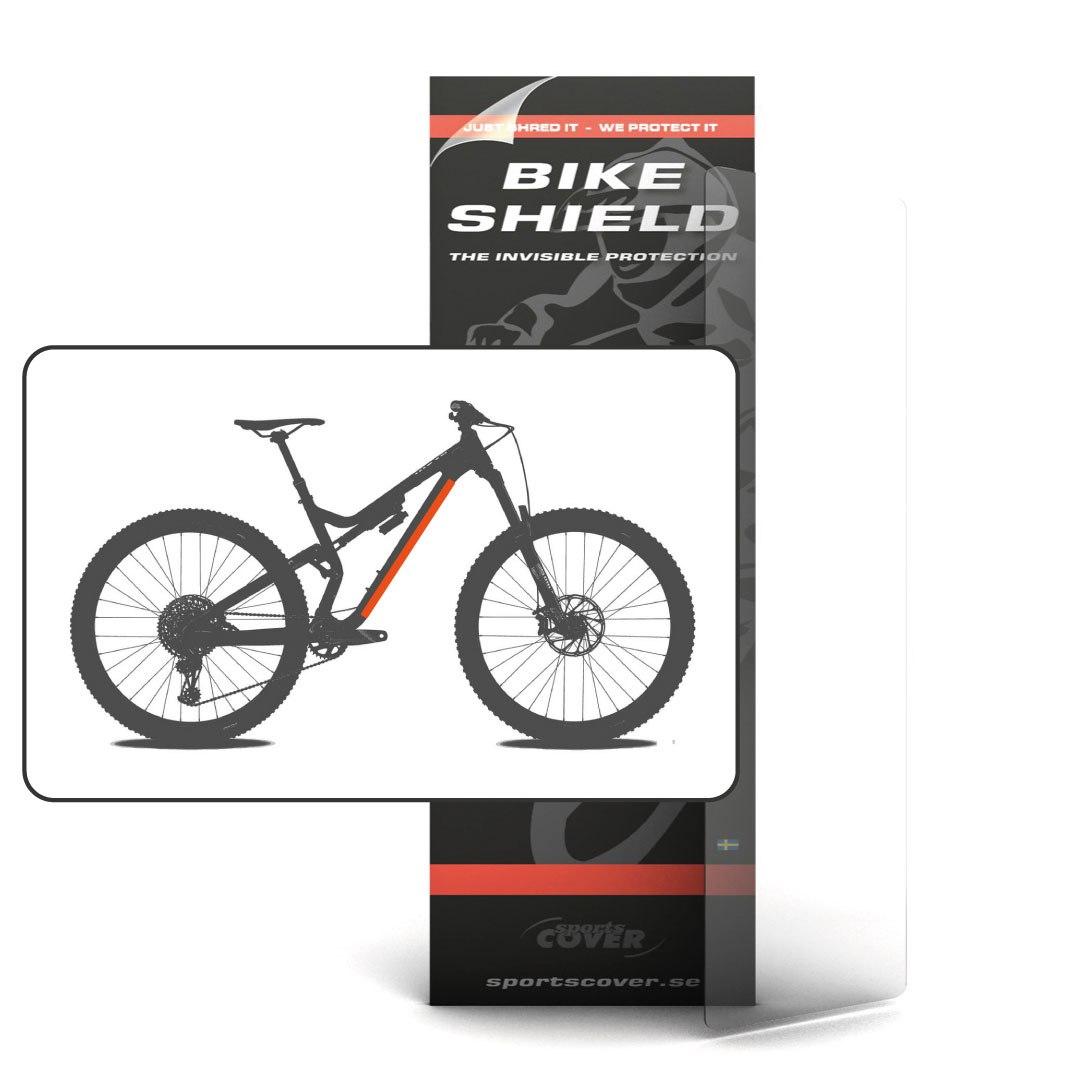 BikeShield TubeShield Frame Cover - matt