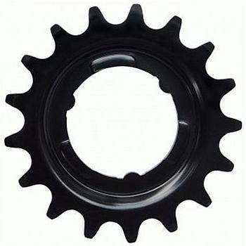 """KMC Sprocket R Shimano Wide - 1/2"""" X 1/8"""" - black"""