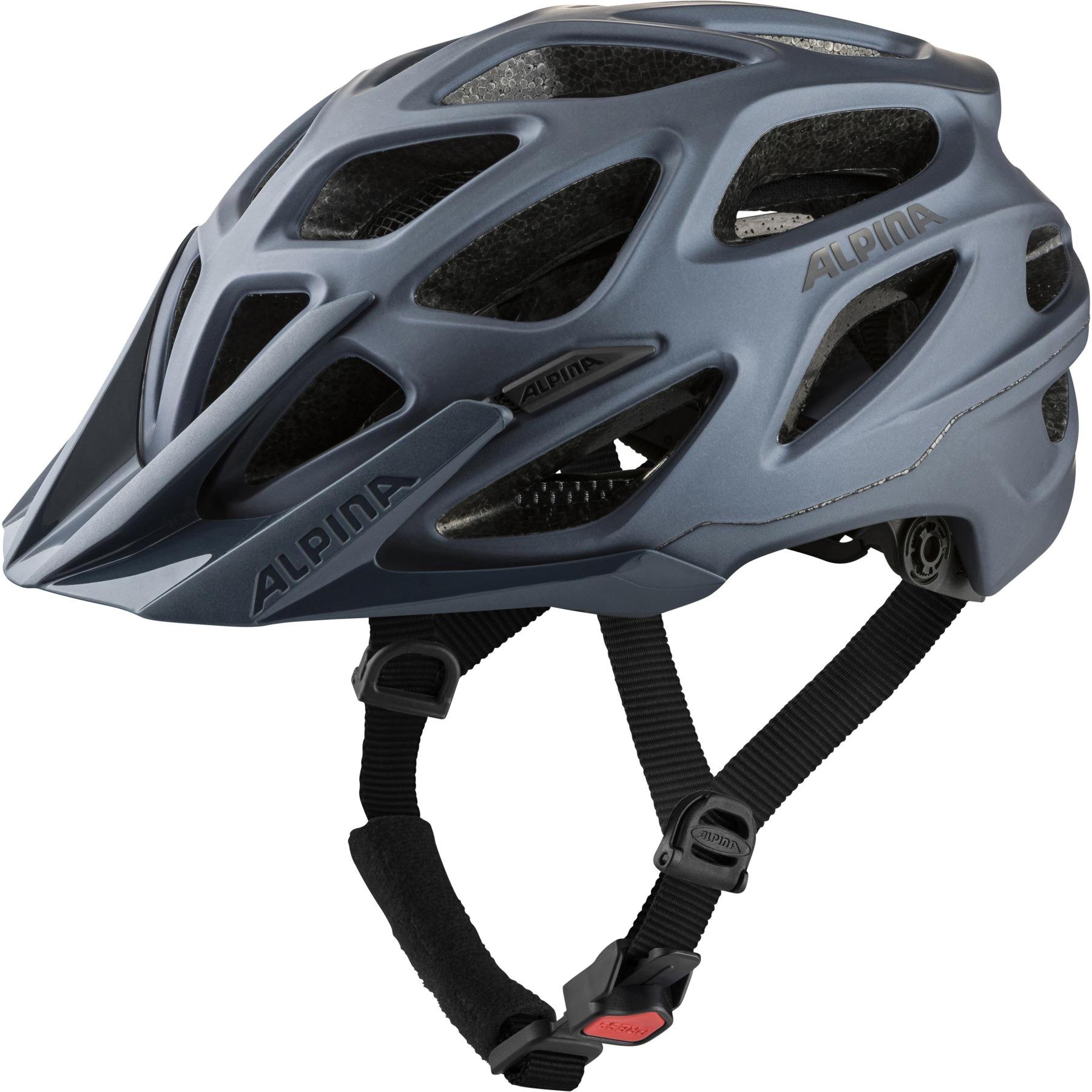 Alpina Mythos 3.0 L.E. Helmet - indigo matt
