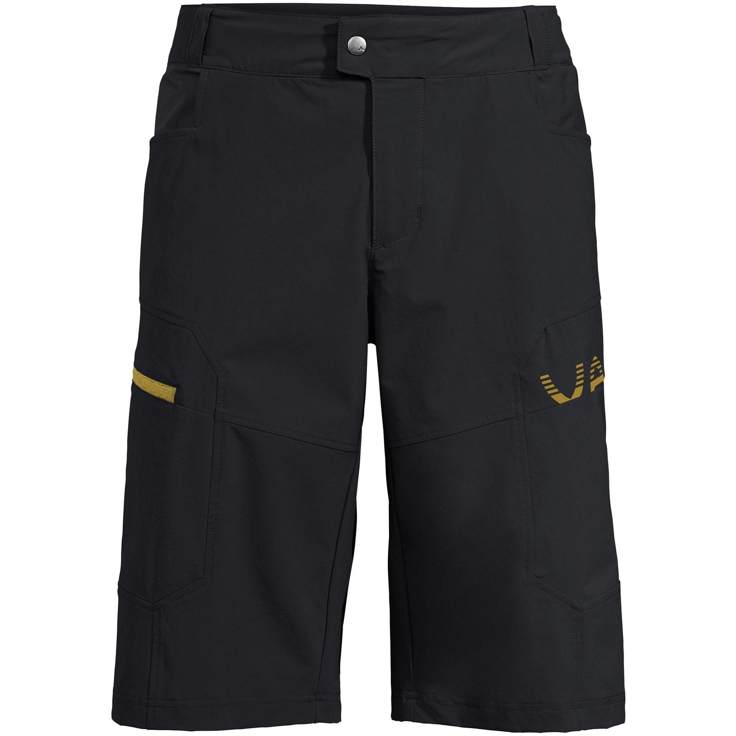 Vaude Altissimo Shorts III - schwarz/schwarz
