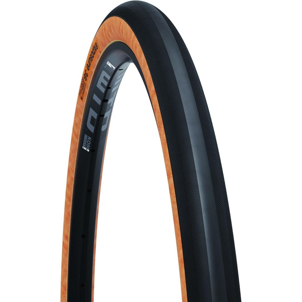 WTB ExpanseTCS 700c Folding Tire - 32-622 - black-tan