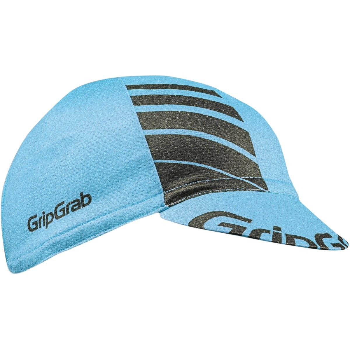 GripGrab Lightweight Summer Cycling Cap - Blue