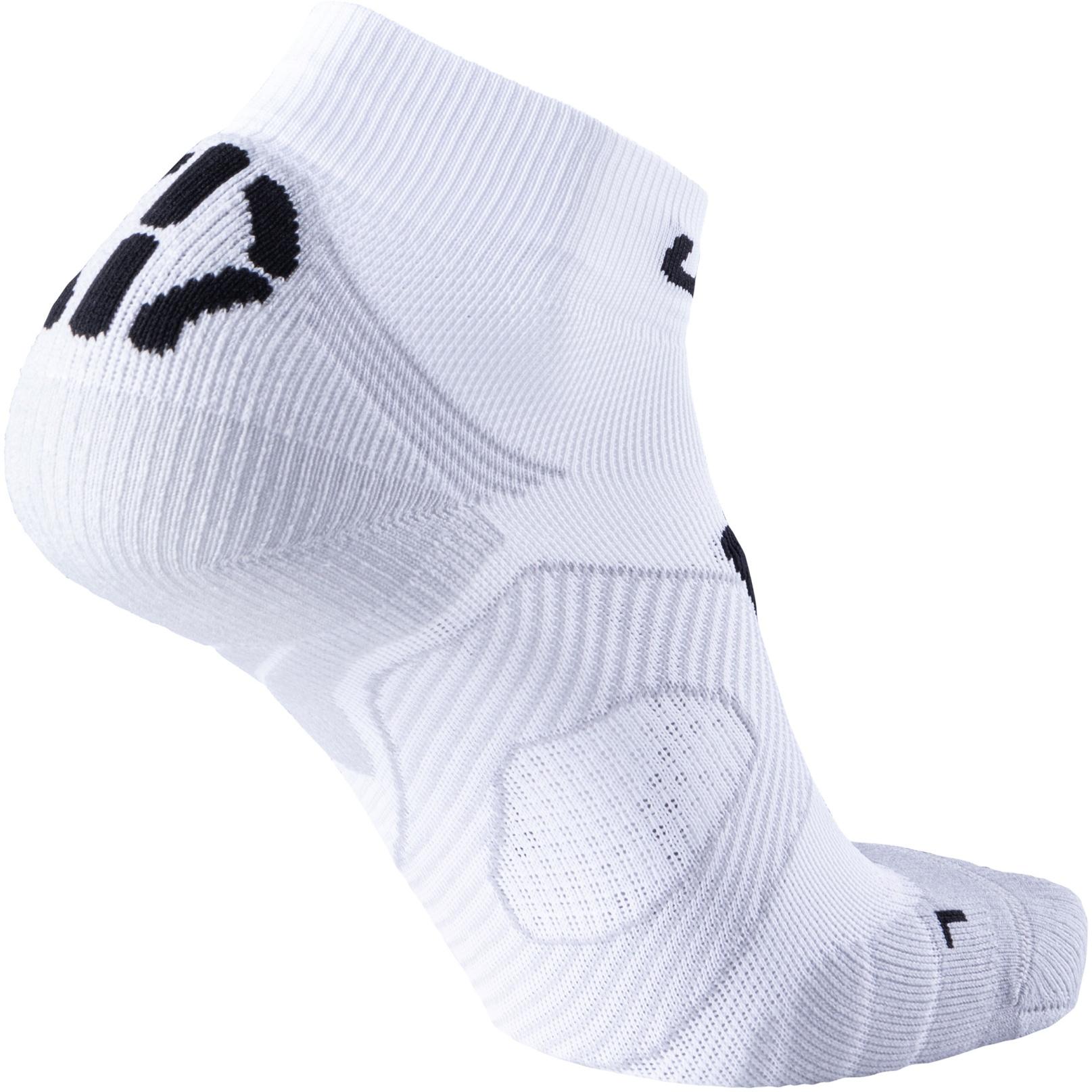 Bild von UYN Running Super Fast Herren Socken - White/Black
