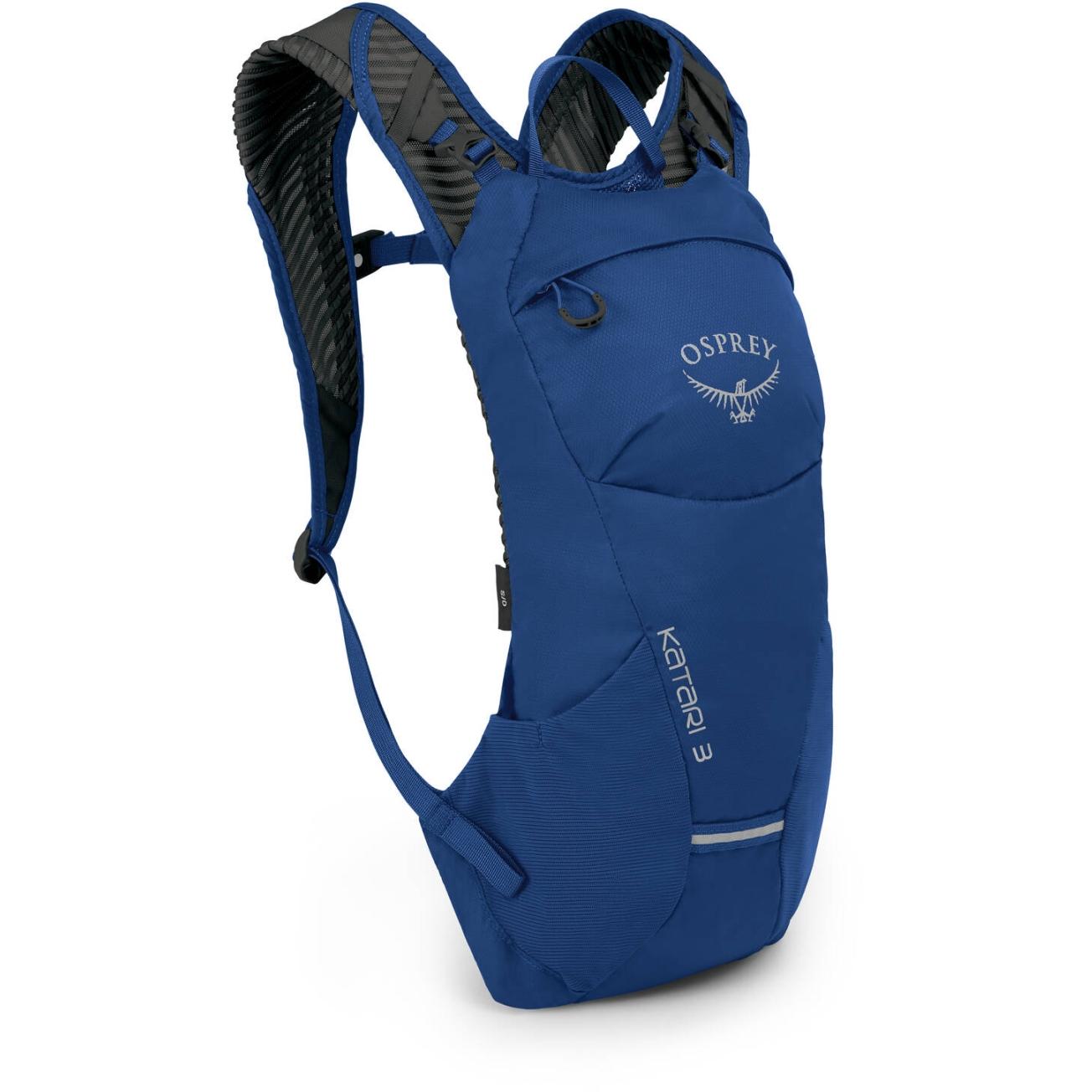 Image of Osprey Katari 3 Hydration Backpack - Cobalt Blue