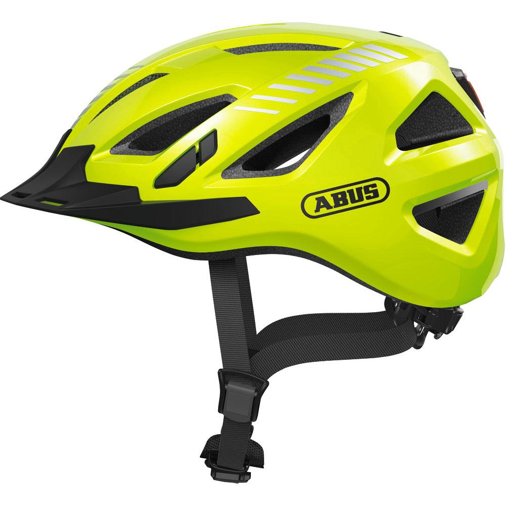 ABUS Urban-I 3.0 Signal Casco - signal yellow