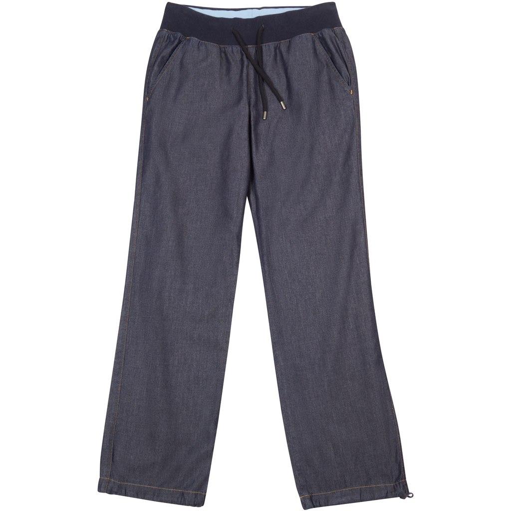 Elkline todayonly Womens Pants - darkdenim